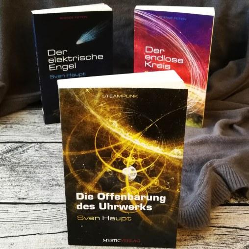 Drei Bücher 1